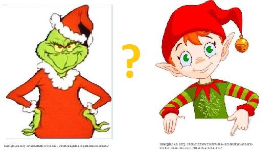 Babbo Natale E Gli Elfi.Il Test Di Natale Sei Piu Grinch O Elfo Siblogga